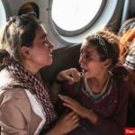 فیلم تکان دهنده از فروش زنان و دختران جوان ایزدی به عنوان برده توسط داعش