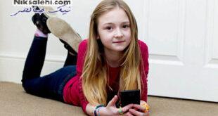 مجله انلاین دوستان : پدر یک دختر10 ساله که 28 ساعت ویدئو آموزشی درست کردن نوعی دستبند را از اینترنت دانلود...