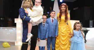 مادر جوان برای خوشحال کردن پسربچه ۷ ساله اش با او ازدواج کرد!    پسر ۷ ساله ای به نام لوگان مونتکستل توسط...