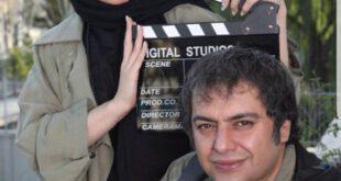 تصویری از سمیرا حسن پور بازیگر نقش مرضیه در سریال دلدادگان را در کنار همسرش سامان سالور مشاهده می کنید...