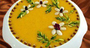 کاچی یک دسر فوق العاده خوشمزه و با اصالت ایرانیست، که از زمان های قدیم در خانه اکثر ما ایرانی ها تهیه می شده ا...