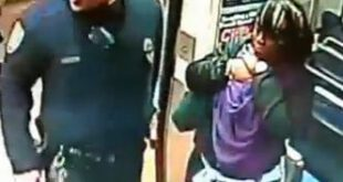 مجله انلاین دوستان : روز کریسمس امسال، دو افسر پلیس در یکی از قطارهای متروی فیلادلفیا در آمریکا به وضع حمل یک...