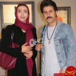 بیوگرافی و عکس های دیدنی هومن حاجی عبداللهی و همسرش