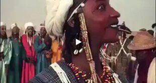 زنان قبیله «Wodaabe» در کشور «نیجر» طبق آداب و رسوم سنتی خود، حق دارند که سالی یک بار شوهر خود را عوض کنند! ...