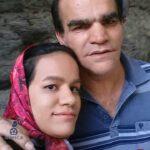 بیوگرافی و عکس های اصغر حیدری و همسرش