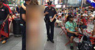 مجله انلاین دوستان : میدان تایمز نیویورک که یکی از شلوغترین مکانهای توریستی جهان به شمار میرود، در هفتهها...