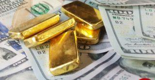 قیمت لحظه ای طلا ، سکه و دلار در بازار