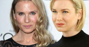 رنه زلوگر بازیگر ۴۷ ساله هالیوودی در اقدامی عجیب چهره خود را به صورت کامل با عمل های متعدد جراحی تغییر داد ...